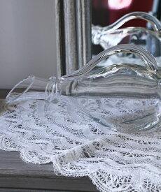 Blanc d'Ivoire デキャンター・ペドロ / ガラス デキャンタ デカンタ 飾り 装飾 雑貨 クリスタル インテリア かわいい 北欧 イタリア フランス パーティ イベント グラス デコ グラス 蓋つき 水差しカラフ