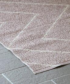 【40%OFF】Brita Sweden アウトドアラグ・リタ・ダスティローズ70x150/ ラグ カーペット 絨毯 OUTDOOR 屋外 マット 洗える