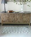 【30%OFF】Brita Sweden アウトドアラグ・コンフェクト・ナイト70x150/ ラグ カーペット 絨毯 OUTDOOR 屋外 マット 洗える