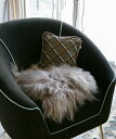 Dyreskinn シープスキンチェアパッド・アイスランディック・トープ/シープスキン 羊毛 チェアパッド クッション ウール