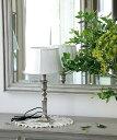Quaint & Quality テーブルスタンド・ヘキサゴナル(シェードセット)/ 照明 スタンドランプ 間接照明 インテリア照明 アンティーク フレンチイン...