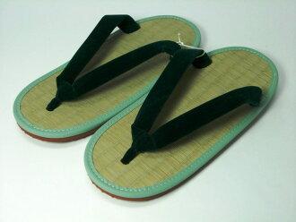 [Dark blue] 28 cm ☆ ★ feet improve ★ ☆ ケンコーミサトッ child zori (Misato girl thongs).