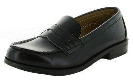 ムーンスター BVL530 ローファー レディース用 通学 シューズ 21.0cm〜26.5cmレディース 女子用 ブラック 入学式 卒業式 学生靴 全1色 3E