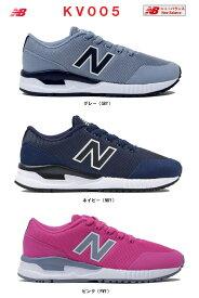 【あす楽対応】ニューバランス KV005 キッズシューズ 全3色