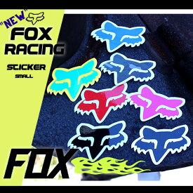 FOX フォックス レーシング FOX HEAD STICKER 14897 ステッカー シール 車 スーツケース 雑貨 小物 インテリア アクセサリー スポーツ ライダー バイカー モトクロス BMX メンズ ファッション ロゴ ストリート スケート スケーター あす楽 メール便