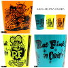RATFINK ratfink Stadium cups 3 color orange yellow green tobacco Ed Roth figure mouse