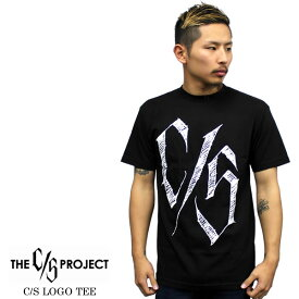 THE C/S PROJECT C/S LOGO TEE ブラックシーエス Tシャツ シーエス 半袖Tシャツ C/S Tシャツ C/S 半袖Tシャツタトゥー トライバル ジョーカー エステバン オリオール 大きいサイズ ビッグサイズ 新作 人気 LA ストリート