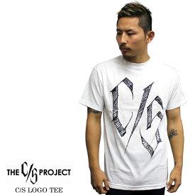 THE C/S PROJECT C/S LOGO TEE ホワイトシーエス Tシャツ シーエス 半袖Tシャツ C/S Tシャツ C/S 半袖Tシャツタトゥー トライバル ジョーカー エステバン オリオール 大きいサイズ ビッグサイズ 新作 人気 LA ストリート