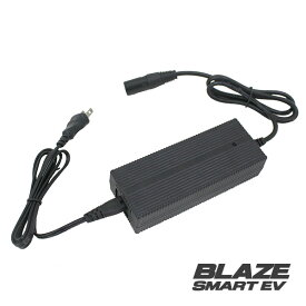 BLAZE 専用アダプター 電動バイク 折りたたみ型 SMART EV スマートEV PSE認証済