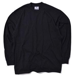 PROCLUB プロクラブ 半袖 Tシャツ メンズ 男性 6.5オンス ロンT ロンティー 長そで 丸首 TEE t-shirt 半そで ティーシャツ 無地ティー 無地 ビッグサイズ US 大きいサイズ ストリート B系 HEAVYWEIGHT L/S T