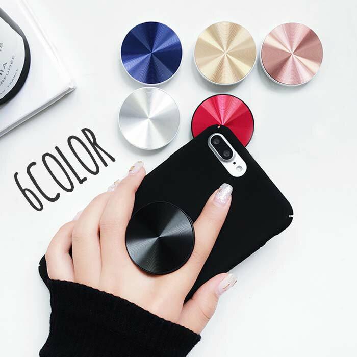 スマホグリップ ジョイグリップ 落下防止 グリップ スマホリング リング スマホ スマートフォン ポップ iPhone スタンド リングスタンド 便利