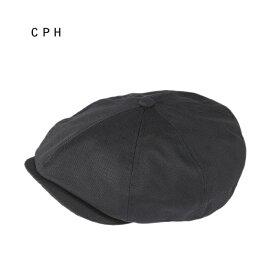 【8月下旬発売先行予約】【CPH 正規店】CPH シーピーエイチ C-PLUS HEAD WEARS ハンチング キャスケット 帽子 575TC CASQUETTE TC TWILL