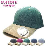 BlessedCrowパステルツートーンキャップ帽子メンズレディースアメリカ直輸入明るめ