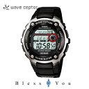 あす楽 カシオ スポーツギア ソーラー電波時計 腕時計 WV-M200-1AJF 7,0