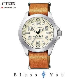 CITIZEN PROMASTER シチズン ソーラー メンズ 腕時計 プロマスター BN0121-26Y 36,0 アウトドア キャンプ 登山 モンベル montbell