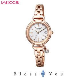 シチズン ウイッカ エコ・ドライブ光発電 CITIZEN wicca KL0-529-31 新品お取り寄せ 35.0