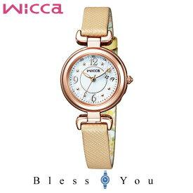 CITIZEN WICCA シチズン ソーラー電波 腕時計 レディース ウィッカ KL0-669-13 35,0 母の日ギフト
