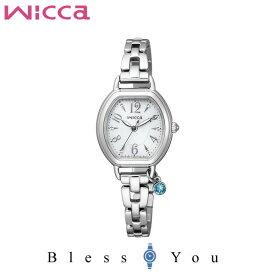シチズン ウイッカ エコ・ドライブ光発電 CITIZEN wicca KP2-515-11 新品お取り寄せ 23.0