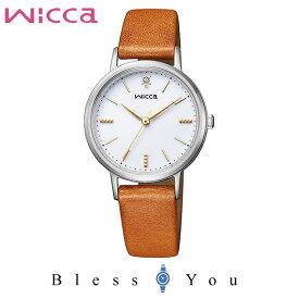 CITIZEN wicca シチズン ソーラー 腕時計 レディース ウィッカ 2019年4月 KP5-115-10 18,0