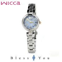 CITIZENwiccaシチズンソーラー電波腕時計レディースウィッカ2020年2月発売KS1-511-9133,0