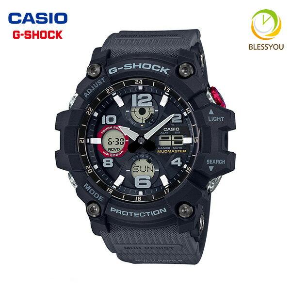 CASIO G-SHOCK カシオ ソーラー電波 腕時計 メンズ Gショック 2018年2月新作 GWG-100-1A8JF 45,0