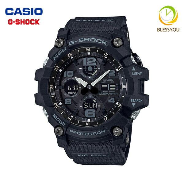 CASIO G-SHOCK カシオ ソーラー電波 腕時計 メンズ Gショック 2018年2月新作 GWG-100-1AJF 45,0