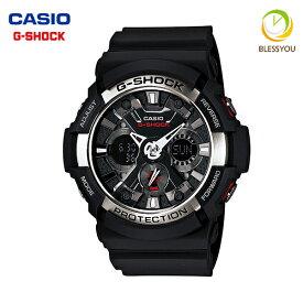 ジーショック g-shock g-ショック カシオ 腕時計 GA-200-1AJF メンズウォッチ 新品お取寄せ品