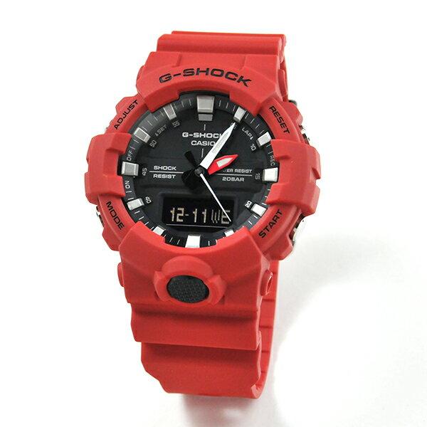 ポイント 10倍確定! Gショック メンズ 腕時計 カシオ GA-800-4AJF 15,0