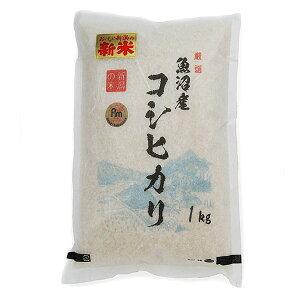 令和2年 新米 魚沼産コシヒカリ 1キロ 1kg