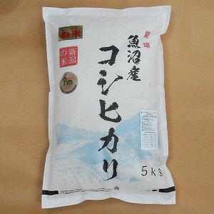 魚沼産コシヒカリ 5kg 新潟 魚沼産 コシヒカリ 特別栽培米 塩沢地区 5キロ 一等米 ギフト