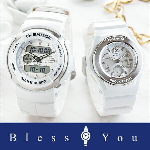 ペアウォッチ gショック 腕時計 ペア G−SHOCKペア G-300LV-7AJF-BGA-100-7B3JF 【あす楽】 カップル ウォッチ ブランド 送料無料 %OFF B10