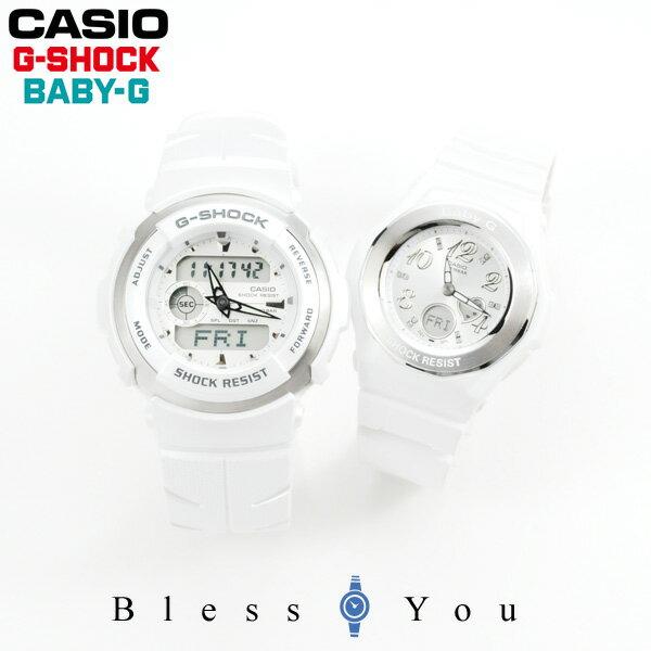 【ママ割】 ペアウォッチ gショック 腕時計 ペア G−SHOCKペア G-300LV-7AJF-BGA-100-7B3JF 【あす楽】 カップル ウォッチ ブランド 送料無料 %OFF B10