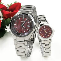 ペアウォッチシチズンアテッサクロスシーJOUNETSUCOLLECTION情熱コレクション腕時計CB3016-51E-ES9440-51X