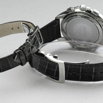 セイコードルチェ&エクセリーヌペアウォッチレザーバンド革ベルトソーラー電波時計腕時計SEIKOSADA039-SWCW109240,0【ペアカップルブランドウォッチ】