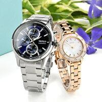 セイコーワイアード/ワイアードエフペアウォッチSEIKOWIRED&WIREDfAGAT423-AGEK44133,0腕時計さりげないペア