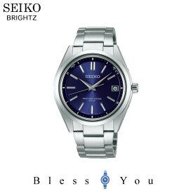 セイコー ブライツ SEIKO BRIGHTZ 電波 ソーラー 電波時計 腕時計 メンズ SAGZ081 65,0