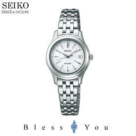 [セイコーウォッチ]SEIKO WATCH 腕時計 EXCELINE エクセリーヌ ソーラー電波修正 日常生活用強化防水 (10気圧) サファイアガラス スーパークリア コーティング SWCW023 レディース