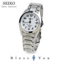 [7h]セイコー腕時計ソーラー電波腕時計メンズSBTM22351,0ホワイトギフト