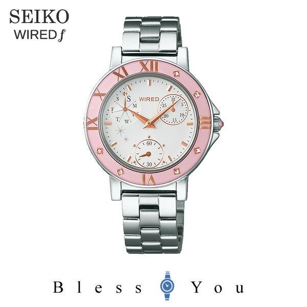 セイコー 腕時計 レディース ワイアードエフ AGET402 16,0