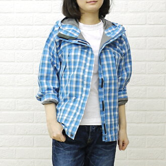 "Jacket ""NOVELTY DOT SHOT JACKET"", NPW61221-2531301 with the THE NORTH FACE( ザノースフェイス) nylon checked pattern food"