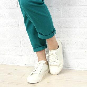 Cotton canvas sneaker (washing), NAMC 0701デe-0341401