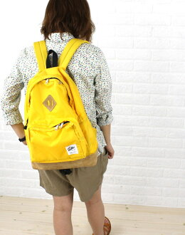 "It is DF1415-0241401 backpack ""SUNNY DAY PACK"" with the nylon front desk pocket"