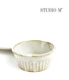 【スタジオエム studio m'】陶器 小鉢 ココット ミニ ボウル グリーズ ボウル・GRISEBOWL-2731902【レディース】【1F-W】【雑貨・インテリア】
