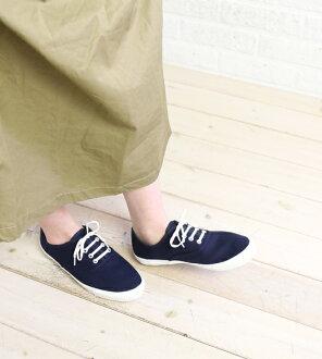 SOIL (soil) cotton canvas sneaker-CNSL1301-0341301