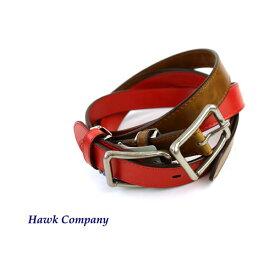 【ホークカンパニー Hawk Company】フェイクレザー ベルト・302-2271802【メンズ】【レディース】【1F-W】【小物】【◎】