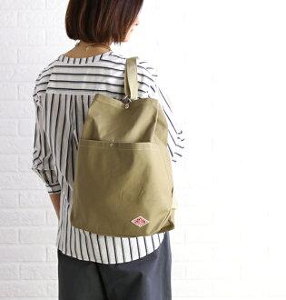 Daypack tote bag shoulder bag, 3-WAY cotton canvas and JD-7092SCV-0321602
