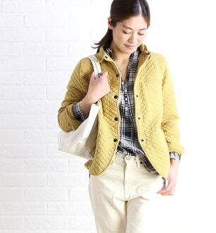 Another BCB note * ARMEN (Amen) コットンポリエステルキルティングシャツ jacket-NAM0604-0341302