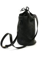 CI-VA(チーバ)レザーバケツ型巾着ショルダーバッグ・2208VOLA