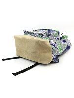 marbleSUD(マーブルシュッド)コットンハンプFIKAリュックサックデイパック・088S005154