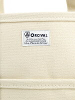 ORCIVAL(オーチバル・オーシバル)コットンキャンバス24oz帆布ミニトートバッグ・RC-7060HVC